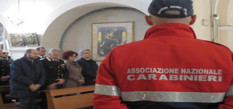 Incontro natalizio per l'Ass. Naz. Carabinieri