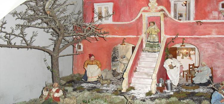 La Natività a masseria Sarmenzano