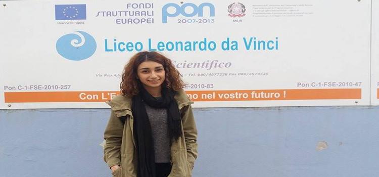 Mihaela Dima racconta il suo anno da rappresentante d'istituto