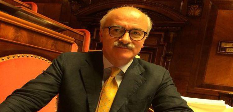 Gli auguri del sen Liuzzi alla cittadinanza per il 2016