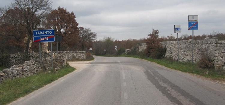Provinciale per Martina Franca dissestata, il sindaco Ancona scrive a Provincia e Prefettura