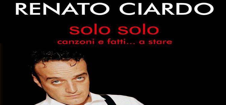 Renato Ciardo a Noci