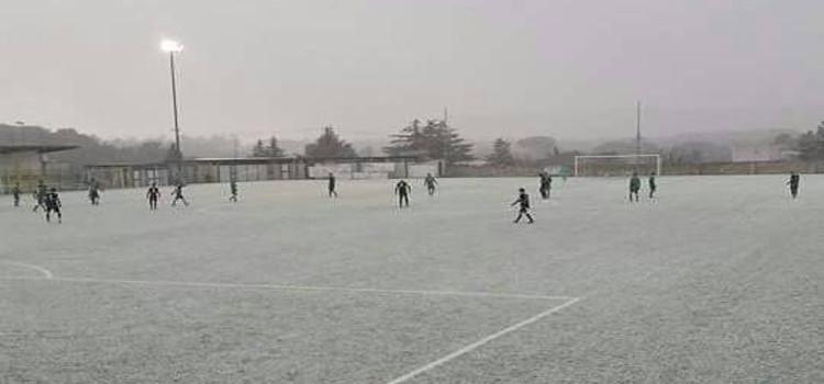 Quando la neve porta la sconfitta: nuovo ko per il Real Noci