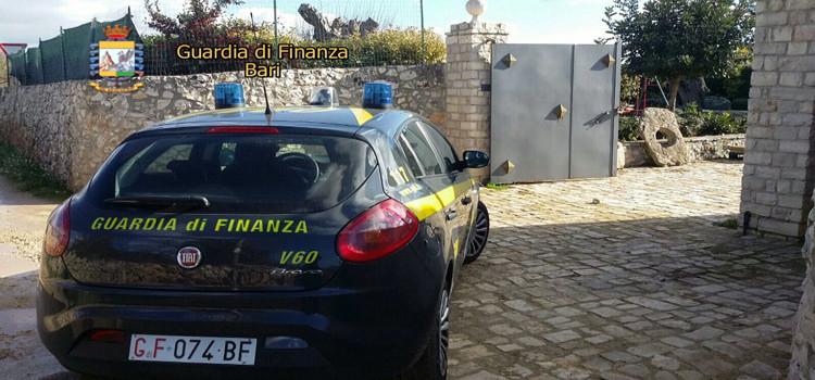 """Provvedimenti antimafia: sequestro beni a pregiudicato di Santeramo, sigilli a catena di """"Compro Oro"""""""