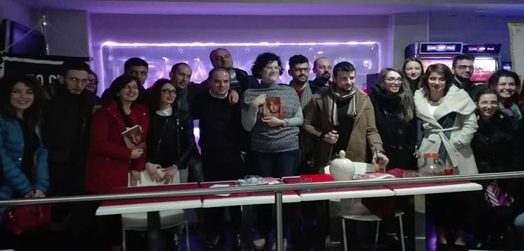 """""""Come i fiori d'inverno"""": il romanzo di Pettinato presentato a Massafra"""