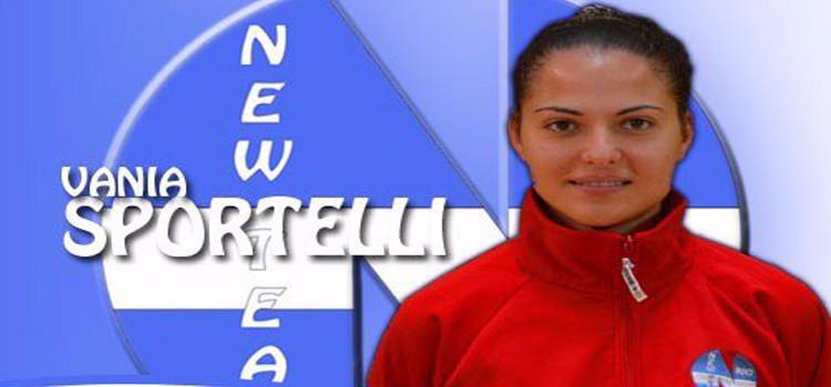"""Vania sportelli (New Team): """"La mia passione per il calcio è nata quando sono nata io"""""""