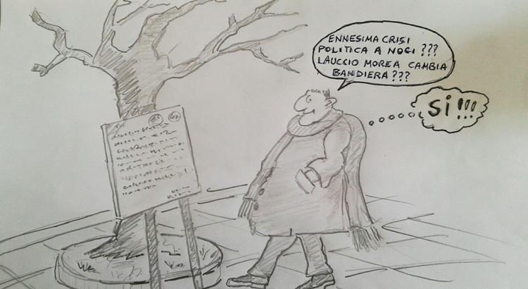 Crisi politica a Noci???