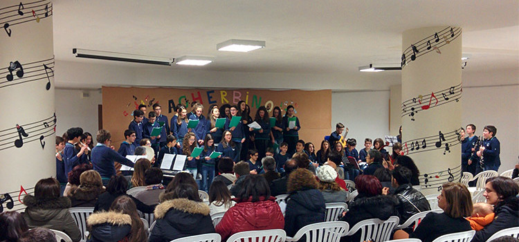 """Open day musicale all'istituto """"A. Agherbino"""""""