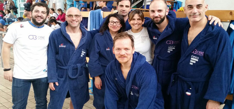 Il nocese Gianvito Resta argento nei campionati regionali di nuoto