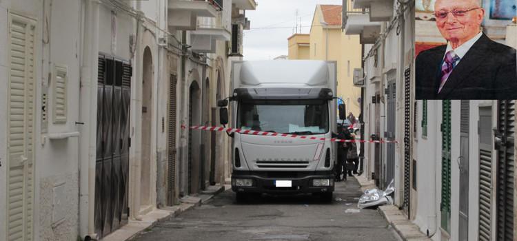 Tragedia di via Scio: oggi i funerali del 92enne, migliora la moglie