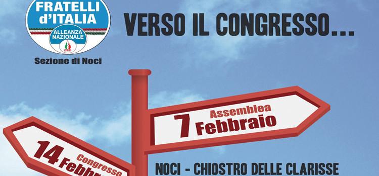 Fratelli d'Italia – An verso il congresso…