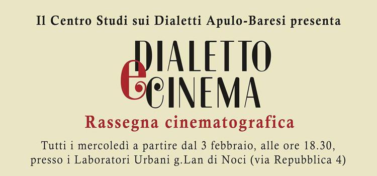 Dialetto e cinema