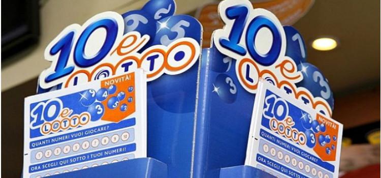 106mila euro vinti al 10eLotto