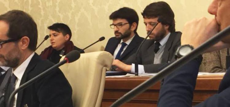 Due nocesi in Senato, il loro apporto alla legge sul sistema cinematografico italiano