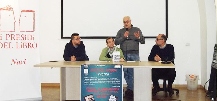"""""""Destini"""": l'ultimo capolavoro di Martino Sgobba"""