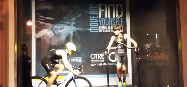 """Otrè Triathlon Team ASD espone i propri """"gioielli"""" in vetrina"""
