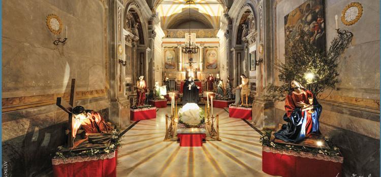 Riti della Settimana Santa: tra fede e storia
