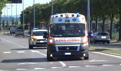 Incidente a Massafra, grave nocese