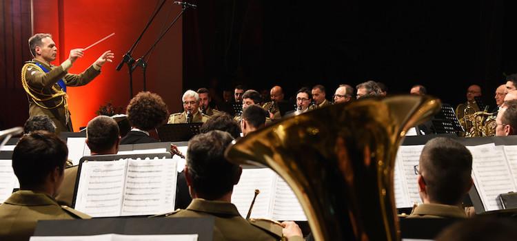 """""""Musiche dall'Europa"""", il cd del Corpo Militare della CRI registrato a Noci e distribuito in tutto il mondo"""