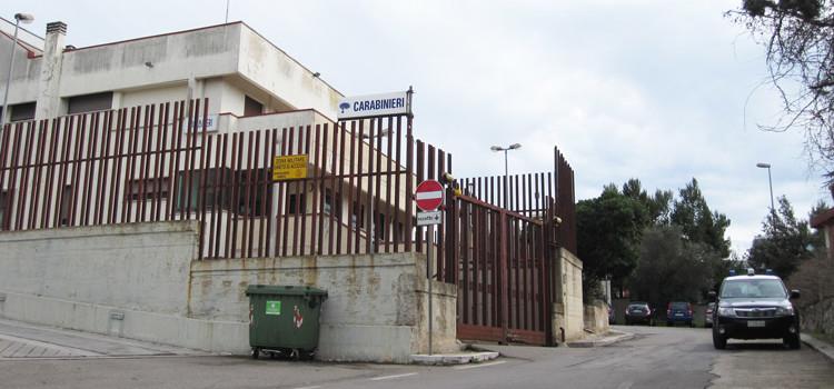 Tentativo di furto ad azienda, carabinieri mettono in fuga i ladri