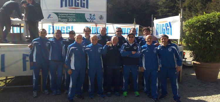 Montedoro sesta al campionato italiano di corsa campestre