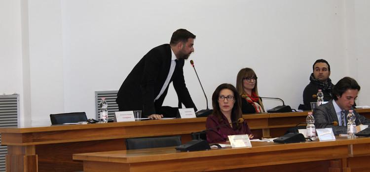 Il consigliere Notarnicola (UDC) passa all'opposizione