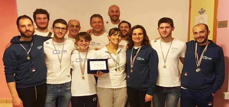 5° Meeting Framaros: terzo posto societario e 16 medaglie per la Otrè Master