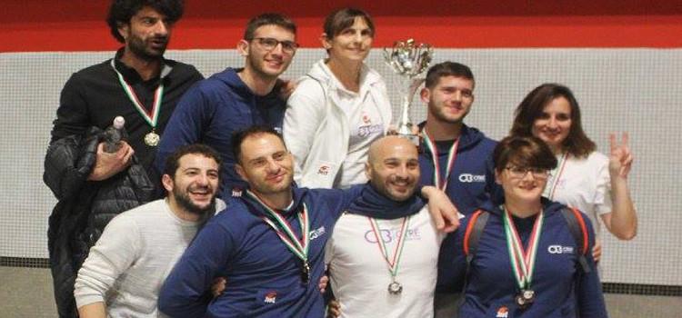 6° Trofeo Primavera, 19 medaglie e coppa di società per la Otrè Master
