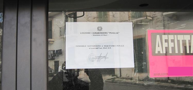 Sostanze proibite: 45enne in libertà, locale-bazar sequestrato