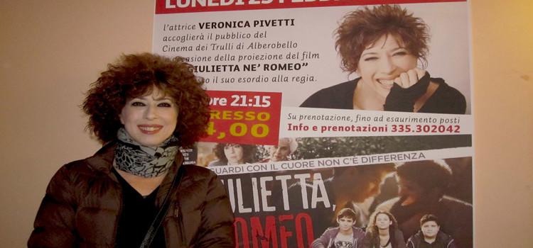 """""""Né Giulietta né Romeo"""", il debutto da regista di Veronica Pivetti ad Alberobello"""