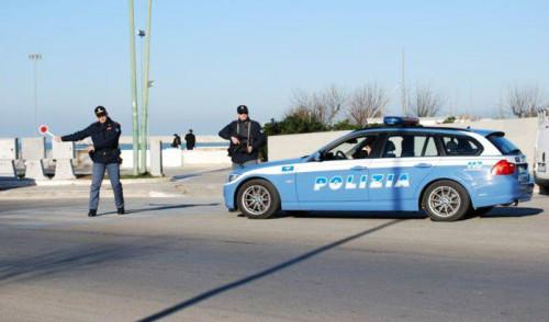 Con la droga negli slip, nocese arrestato a Bari