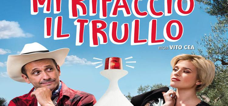 """""""Mi rifaccio il Trullo"""", De Santis e Cacciatore al cineteatro di Alberobello"""