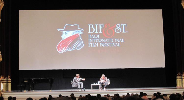 Bif&st: Pif omaggia Ettore Scola