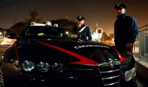 Inseguimento contromano sulla SS100, arrestato pregiudicato