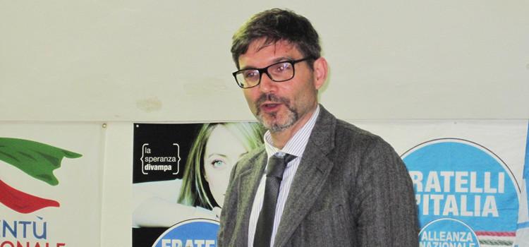 FdI-An: Notarnicola nuovo referente del dipartimento rapporti con le professioni