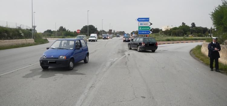 Provinciale per Putignano, due incidenti in due giorni