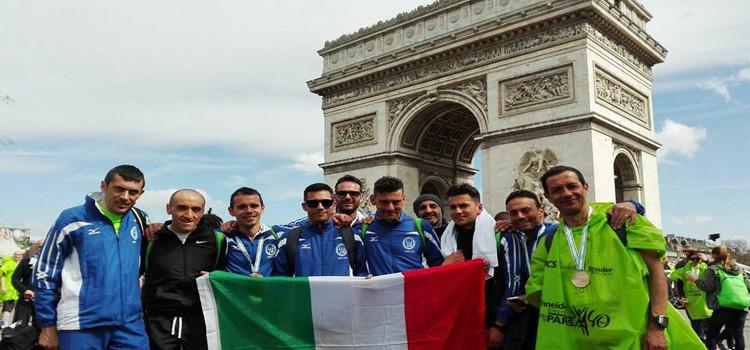 Montedoro: è festa anche a Parigi