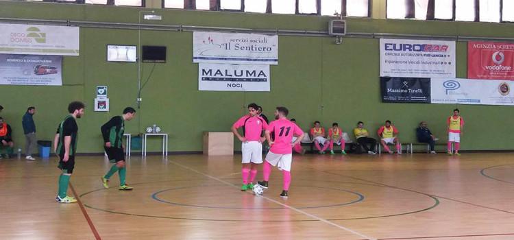 Noci Calcio a5: non vince e non convince