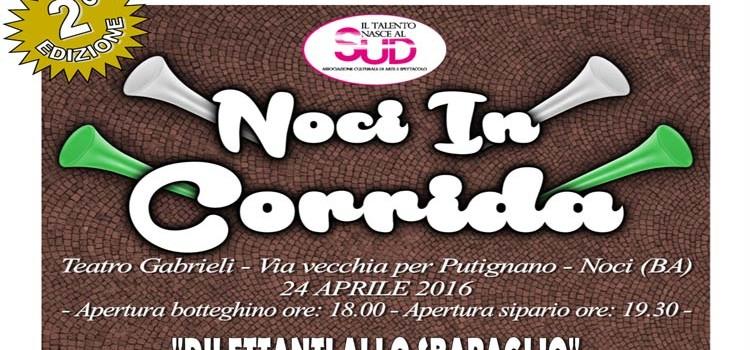 """""""Noci in Corrida"""", seconda edizione"""