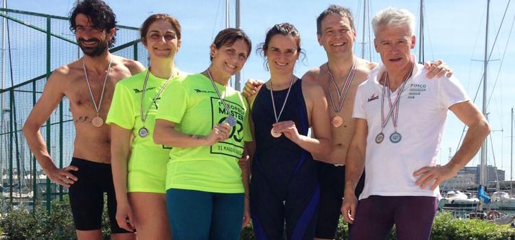 Otrè Master: Petruzzi nuovo record regionale
