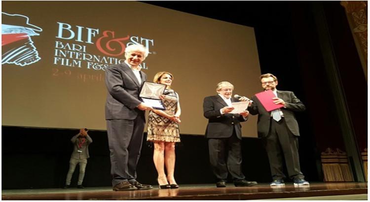 """Bif&st: a Servillo il premio """"Fellini"""""""
