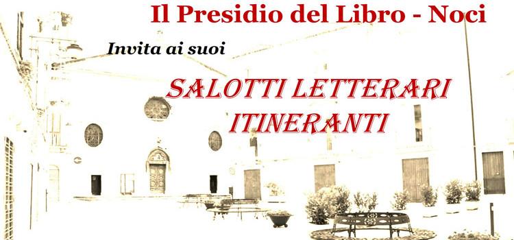 Salotti Letterari Itineranti, appuntamenti con i Presidi del Libro