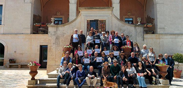 "Noci My Destination, invasioni digitali a ""Villa Gabrielli"""