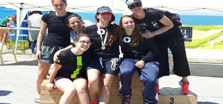 Aquathlon  di Giovinazzo: la Otrè Triathlon porta a casa medaglie e riconoscimenti