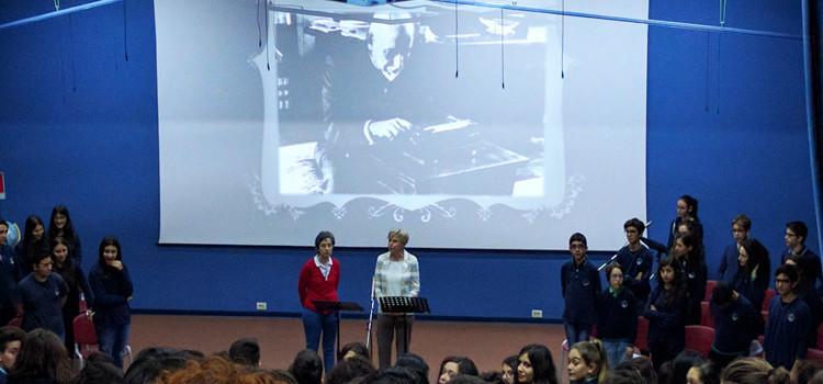 """""""Io sono così"""": il recital della scuola media Gallo dedicato a Pirandello"""