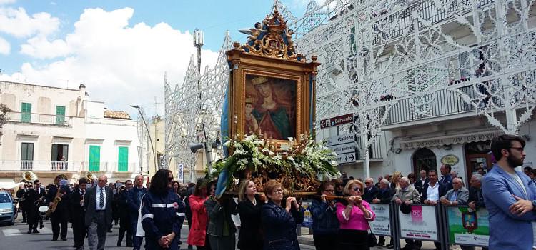 Festa della Madonna della Croce: tutti gli appuntamenti