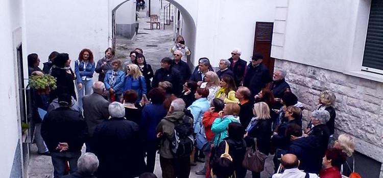 Nuove esperienze di visita nel centro antico di Noci
