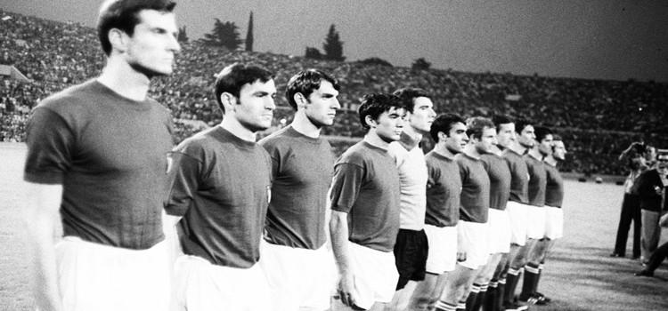 Euro Story, l'Italia degli Europei dal 1968 ad oggi