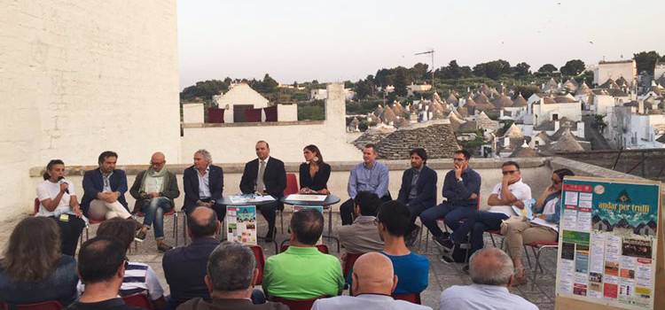 """""""Andar per Trulli"""": presentati gli eventi estivi di Alberobello"""