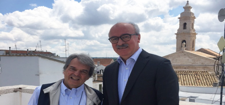 """Liuzzi (CoR) insieme a Brunetta (FI): """"necessità di ricompattare la vecchia coalizione di centrodestra"""""""